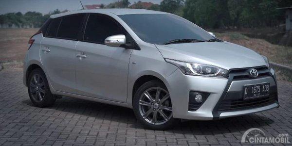 Foto Toyota Yaris G 2014