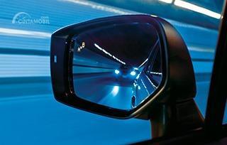 Gambar menunjukkan Fitur keselamatan Subaru WRX STI EJ20 Final Edition 2019