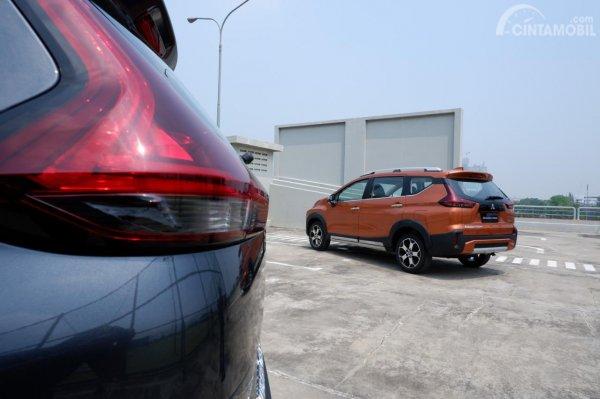 Gambar menunjukkan tampilan Mitsubishi Xpander Cross 2019