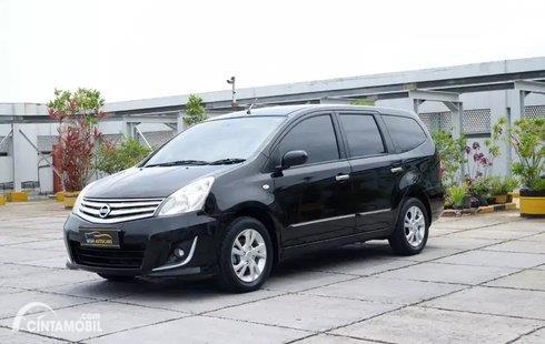 Nissan Livina dijual