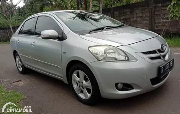 Toyota Vios dijual