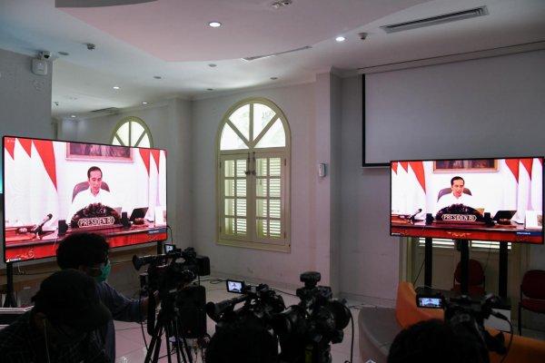 Jokowi Larang Masyarakat Mudik, Kalau Nekat Ada Sanksinya