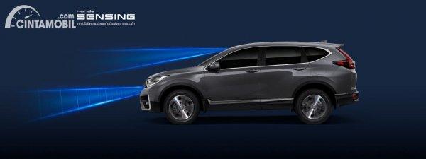 Gambar ilustrasi Honda Sensing di Honda CR-V Turbo 2021