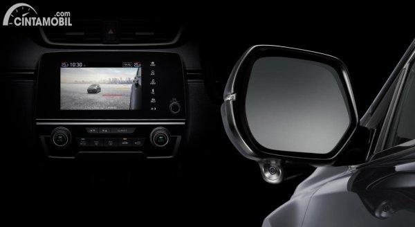 Gambar Honda Lane Watch