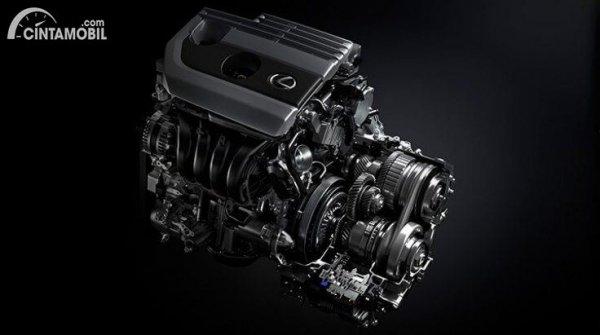 Gambar mesin M20A-FKS + Direct Shift CVT Lexus UX 200 F SPORT AT 2020