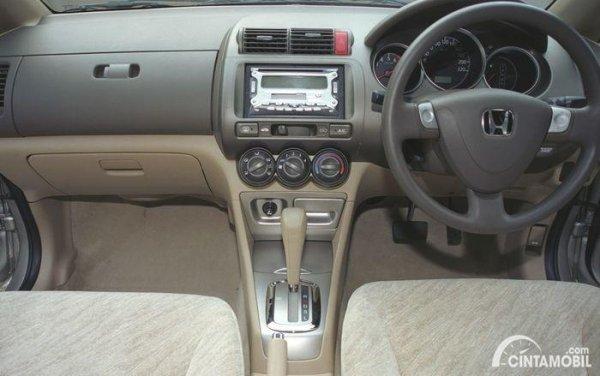 Gambar layout dashboard Honda City i-DSI 2003