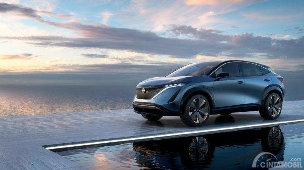 Mobil konsep Nissan Ariya