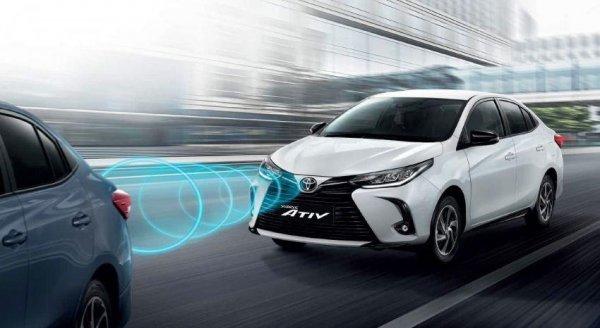 Fitur Toyota Safety Sense yang ada di Yaris 2020