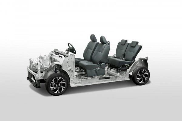 Dipakai Daihatsu Rocky, Platform DNGA Bisa Bikin Harga Mobil Terjangkau