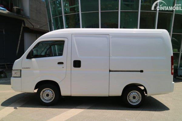 Gambar tampilan samping Suzuki New Carry Blind Van 2021