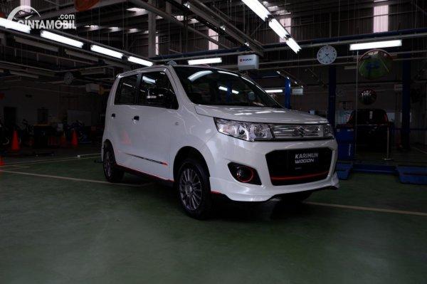 Foto Suzuki Karimun Wagon R 50th Anniversary 2020