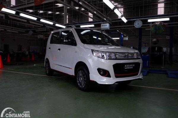 Foto Suzuki Karimun Wagon R Limited Edition 2020