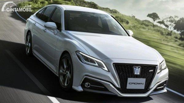 Gambar kesimpulan review Toyota Crown 2021