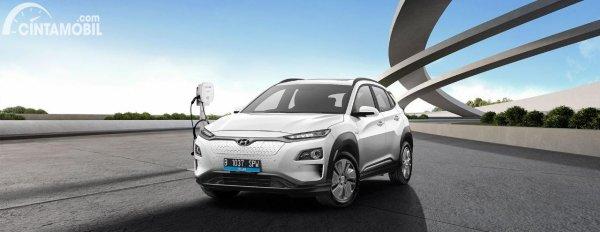 Gambar harga Hyundai KONA Electric 2020