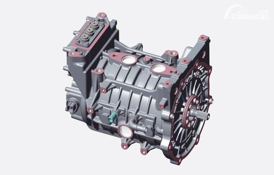 Gambar dinamo PMSM Hyundai KONA Electric 2020