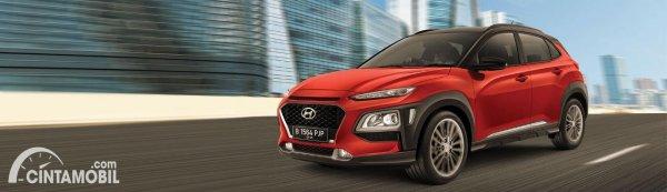 Gambar harga Hyundai KONA Facelift 2020