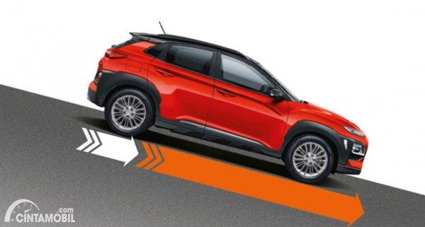 Gambar Hill Descent Control Hyundai KONA Facelift 2020