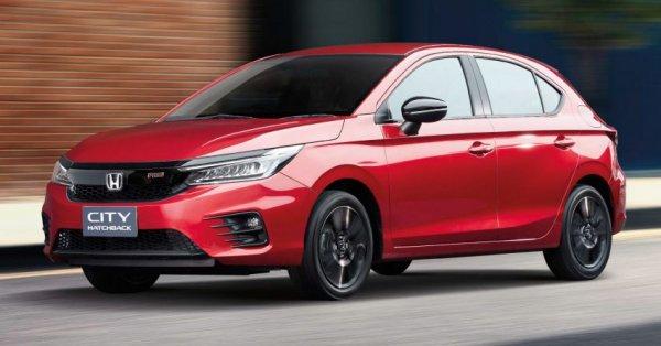 Akankah Honda Jazz di Indonesia Digantikan City Hatchback?