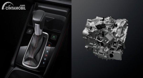 Gambar transmisi CVT Honda City Hatchback