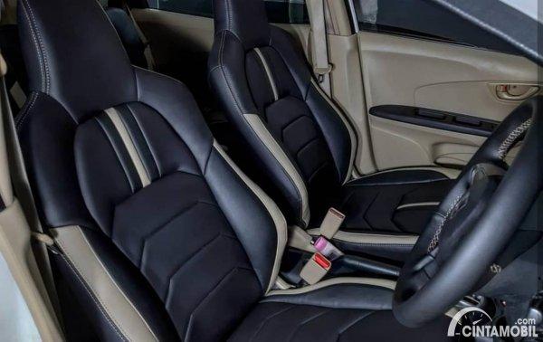 Modifikasi Jok Mobil Agya yang Keren Tapi Murah