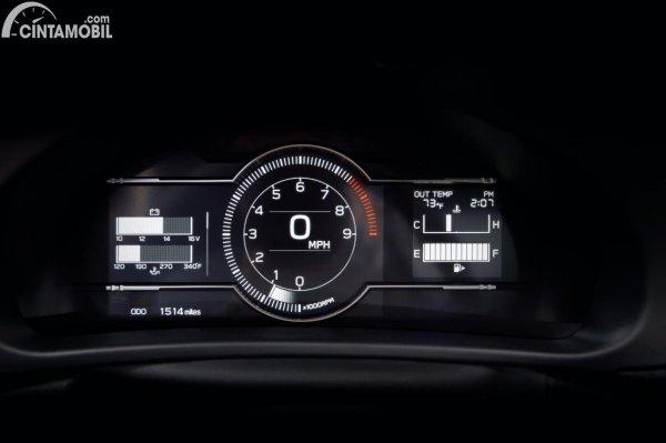 Instrument cluster Subaru BRZ 2022