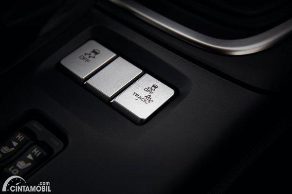 Mode berkendara Subaru BRZ