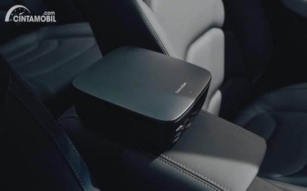 Fitur air purifier Wuling Almaz Limited Edition 2020