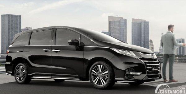 Honda Odyssey 2020 Indonesia berwarna hitam