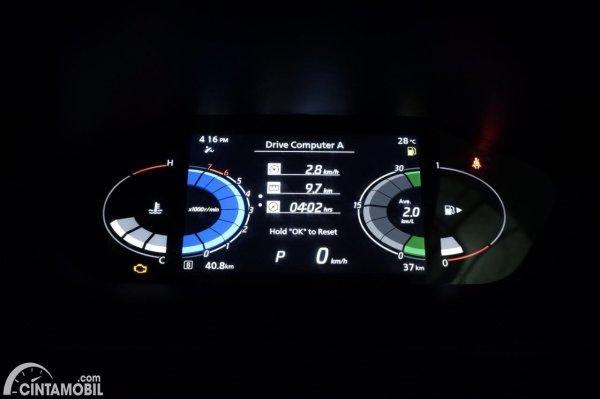 Foto panel instrumen Nissan Magnite Premium CVT 2020