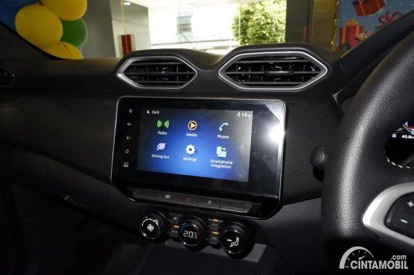 Foto In-Car Entertaiment System Nissan Magnite Premium CVT 2020