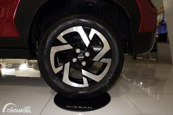 Foto ban dan velg Nissan Magnite Premium CVT 2020