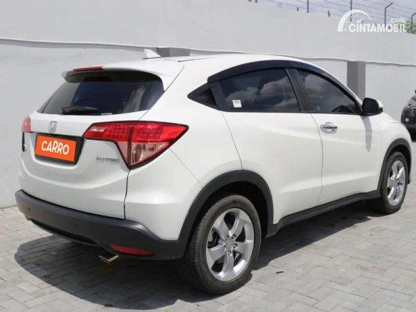Gambar Ilustrasi harga Honda HR-V E CVT
