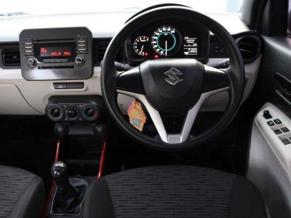 Gambar setir Suzuki Ignis GL MT 2017