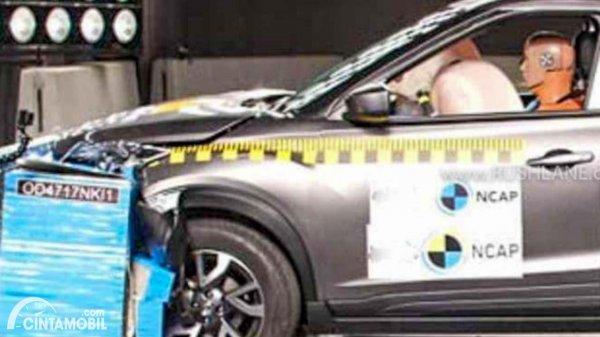 Nissan Magnite ASEAN NCAP