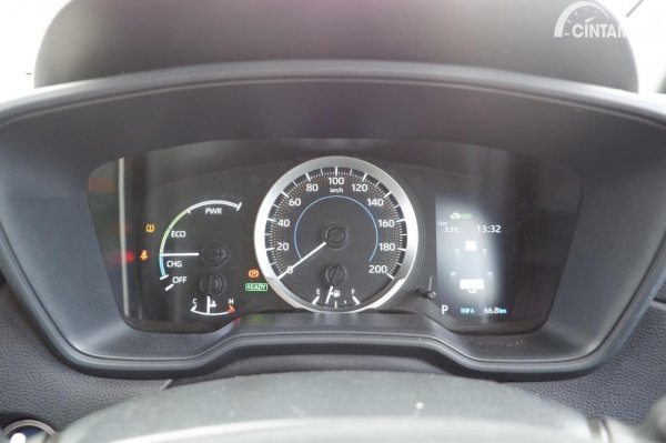Foto panel instrumen Toyota Corolla Cross 1.8 Hybrid AT 2020