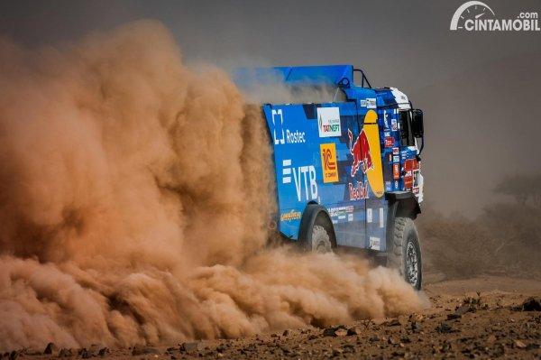 Kamaz Master Dakar 2021 Stage 1