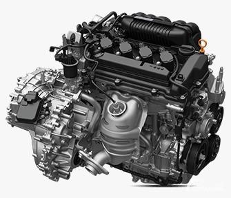 Gambar mesin L15B DOHC Non Turbo Honda