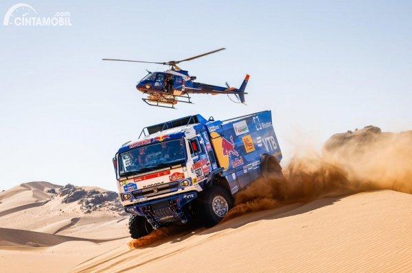 Kamaz Master Dakar 2021 stage 2
