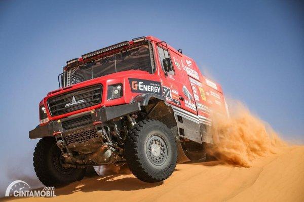 Siarhei Viazovich Dakar 2021 Stage 3