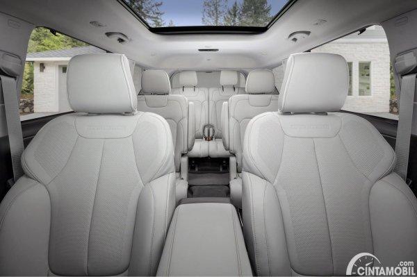 Kabin Jeep Grand Cherokee L 2021