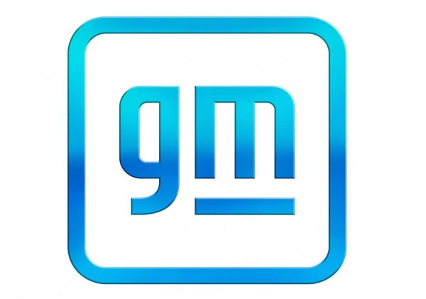 GM New Logo Blue