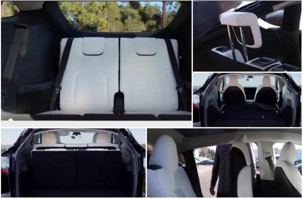 Foto interior 7 Seater Tesla Model Y