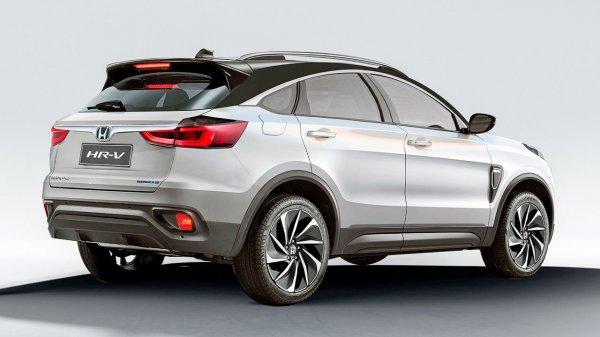 Honda HR-V 2022 Rendering