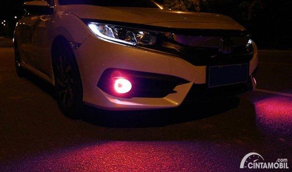 Fog lamp Mobil Variasi