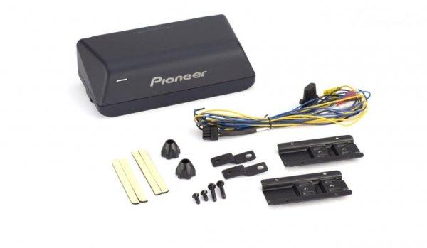 subwoofer Pioneer TS-WX010A dengan amplifier