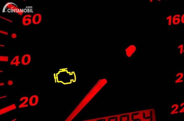Lampu Indikator Check Engine Mobil