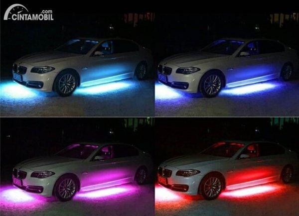 Lampu Kolong Bodi Mobil