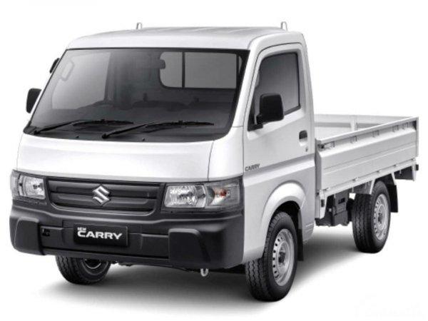 Gambar Suzuki New Carry Pick Up Facelift 2021