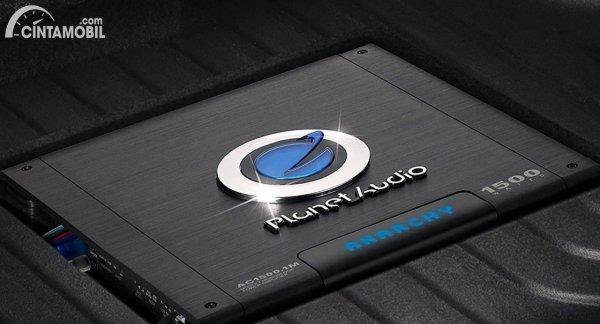 Power Amplifier Audio Mobil