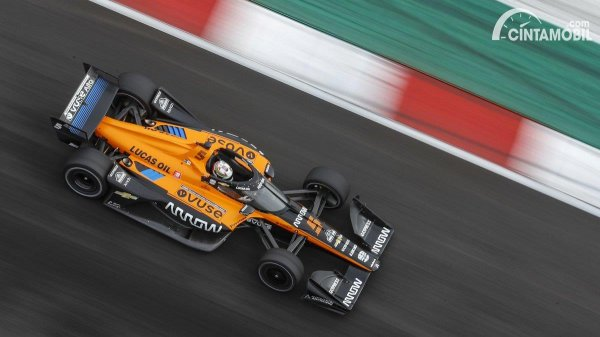 McLaren di IndyCar